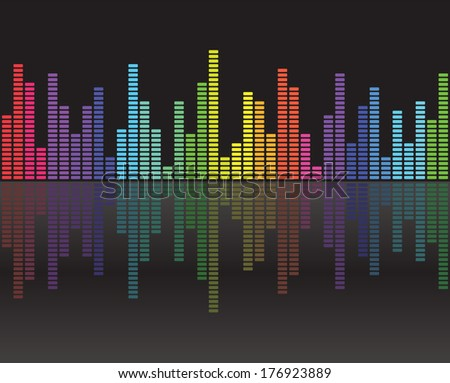 Sound bar visualizer Stock Photos  Illustrations  and Vector ArtSound Bar Visualizer