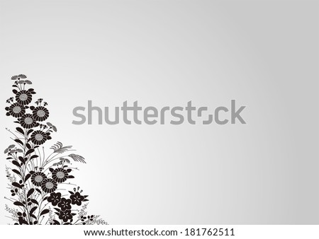 Graphic pattern  - stock vector