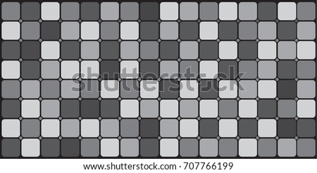 Graphic the grid abstract background consisting of geometrical shapes , vector illustration
