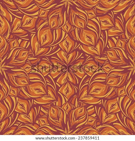 Graphical seamless pattern.Vector illustration.  - stock vector