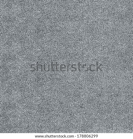 Gray color texture with effect paint. Empty surface background with space for text or sign. Quickly easy repaint it in any color. Template in square format. Vector illustration swatch in 8 eps - stock vector