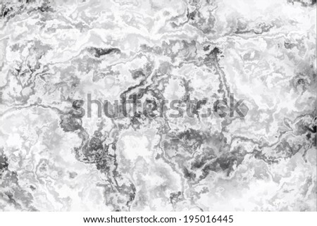 gray marble texture background. vector illustration - stock vector