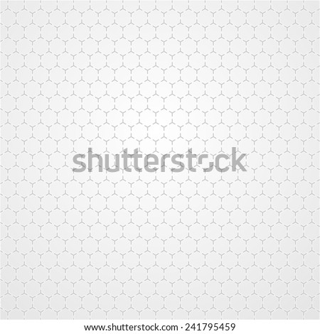 Gray metallic seamless texture - stock vector