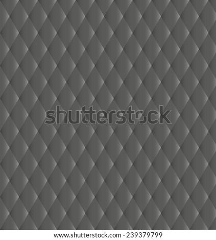 Gray vector pattern background - stock vector