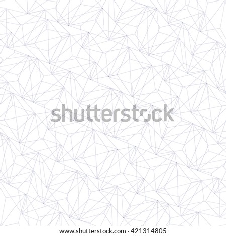 Grayscale technology abstract dimensional background with geometric figures. 3d illusive perspective covering, eps10 vector illustration. Op art surface, internet technology backdrop. - stock vector