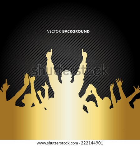Great poster - stock vector