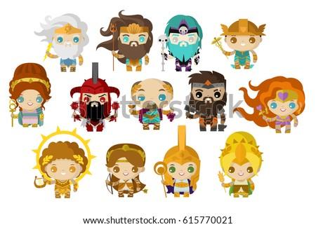 Greek Gods Stock Images, Royalty-Free Images & Vectors | Shutterstock