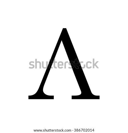 Lamda Greek Letter Mersnoforum