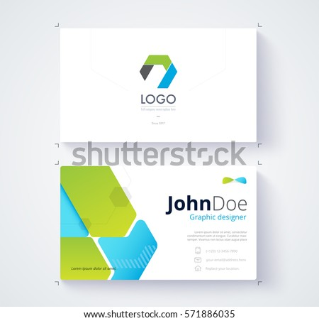 Green blue graphic business card template stock vector royalty free green blue graphic business card template stock vector royalty free 571886035 shutterstock flashek Images