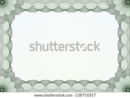 diploma borders