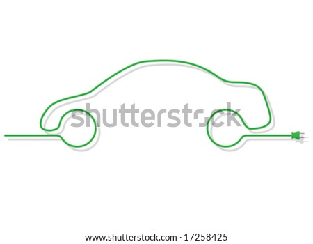 Green Energy Design - stock vector
