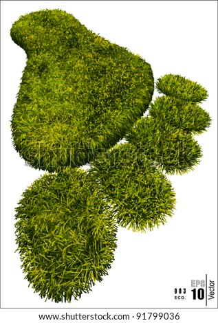 Green Grass eco footprint