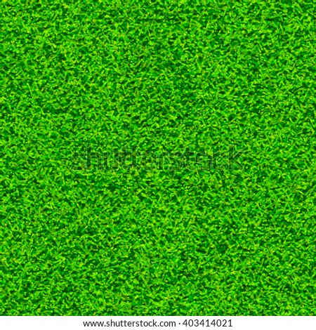 Green grass texture vector background