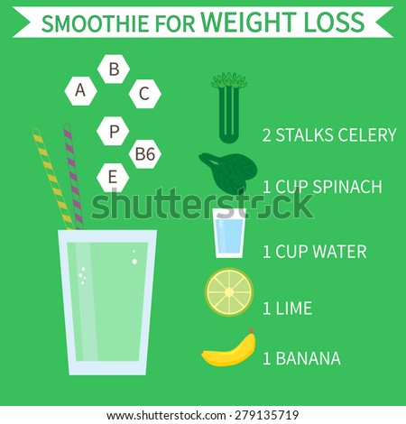 Strawberry smoothie recipe to loss weight
