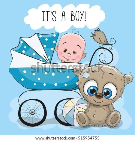 Its A Boy Stock Images, Royalty-Free Images & Vectors ...