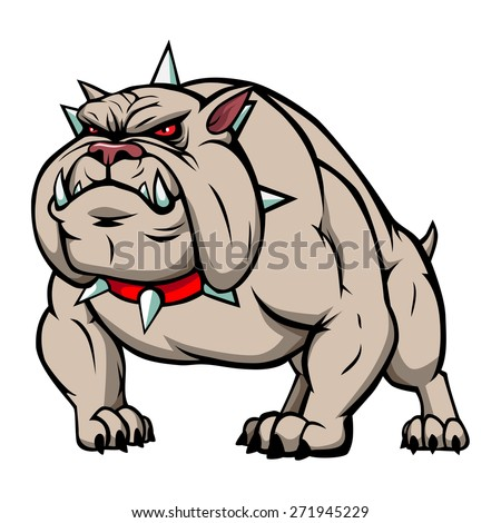 Bulldog Mascot Stock Images, Royalty-Free Images & Vectors ...
