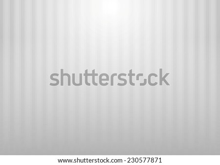 Grey striped texture background. Vector design - stock vector