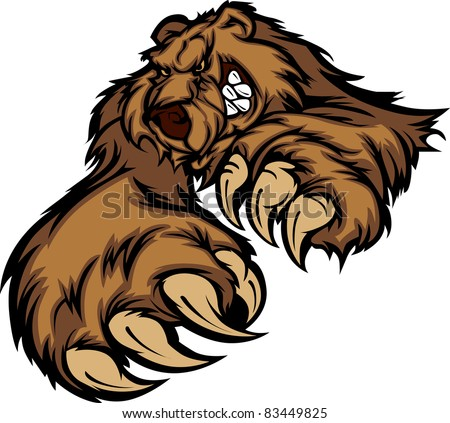 Bear Claw Stock Images, Royalty-Free Images & Vectors | Shutterstock