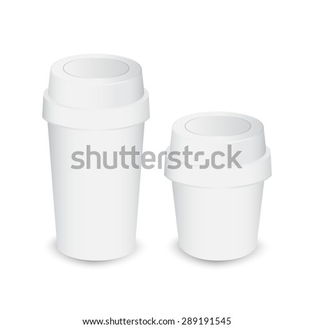 Group of coffee cup