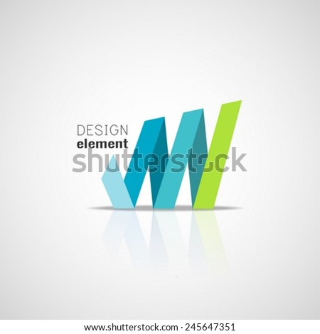 Growing graph icon  - stock vector