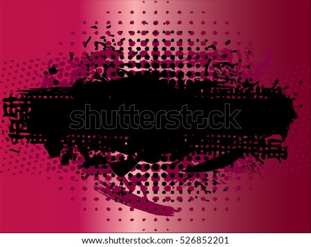 Grunge abstract background image with nice gradient background.
