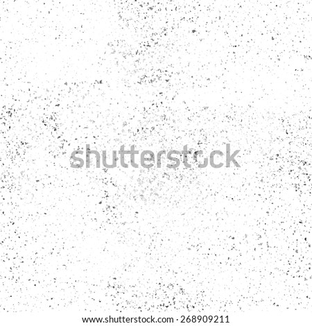 Grunge background seamless pattern. Repeating modern stylish geometric background. Simple abstract monochrome vector texture. - stock vector