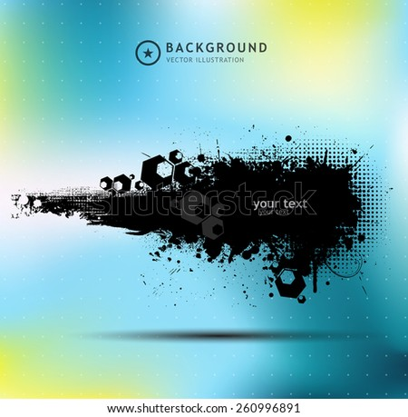 Grunge banners for your design  - stock vector