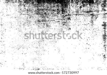 Grunge Black White Urban Vector Texture Stock Vector 572730997 ...