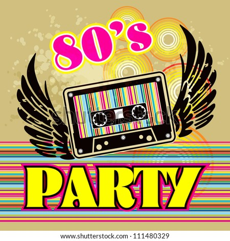 80s Party Stock Photos, Images, & Pictures | Shutterstock