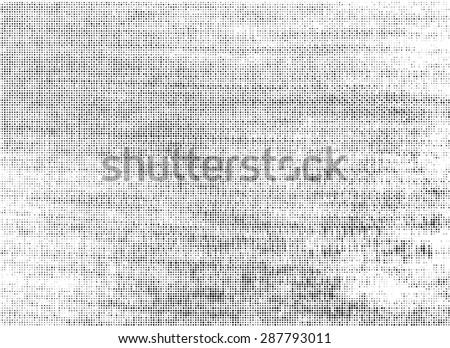 Grunge halftone background.Halftone dots vector texture. - stock vector