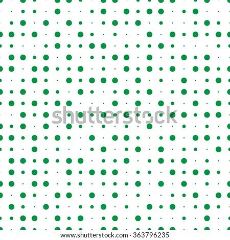 Grunge halftone dots vector texture background. Pixel background Texture. - stock vector