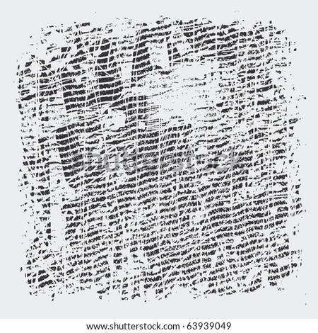 grunge halftone textures - stock vector