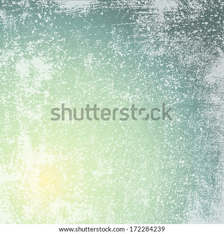 Grunge Scratched Texture for your design. EPS10 vector. - stock vector
