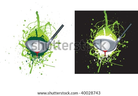 grunge style illustration on a white background