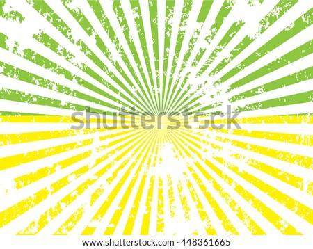 Grunge   Sunburst Pattern. sunburst vector.sunburst retro.vintage sunburst.sunburst background.Vector illustration. - stock vector
