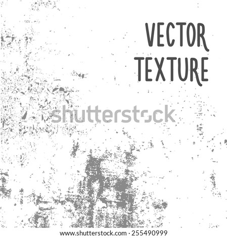 Grunge texture background - stock vector