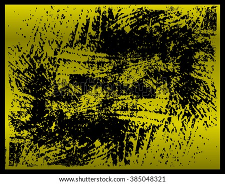 Grunge texture background - abstract isolated stock vector design template