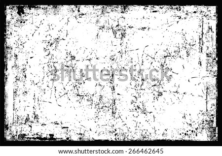 Grunge texture.Distress texture.Grunge background.Vector template. - stock vector