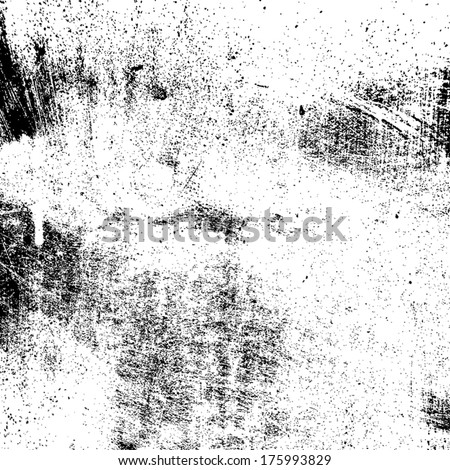 Grunge Texture for your design. EPS10 vector. - stock vector