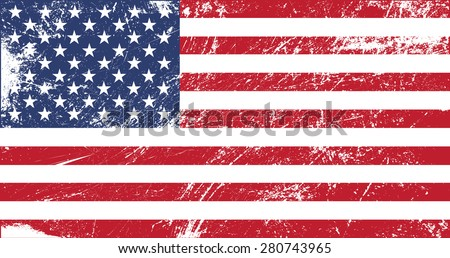 distressed american flag stock images royalty free images vectors