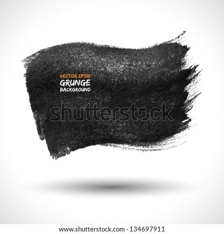 Grunge vector background. Grunge shape. Retro background. Vintage background. Business background. Abstract background. Hand drawn. Vector background. Texture background. Abstract shape - stock vector