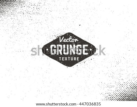 Grunge vector background texture. Grain noise distressed texture.