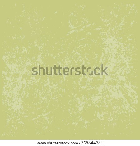 Grunge Yellow wall background - stock vector