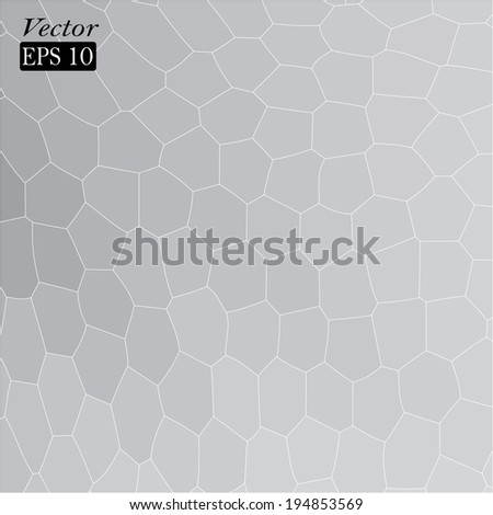 Grungy background. Grayscale texture. Vector format.