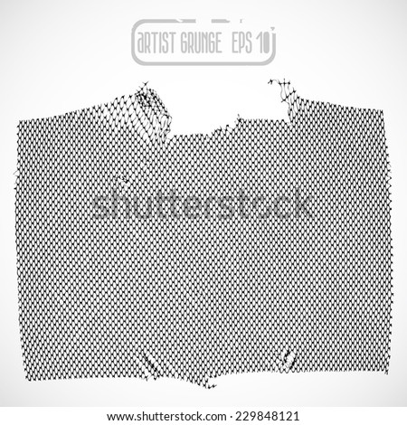 Grungy background vector - stock vector