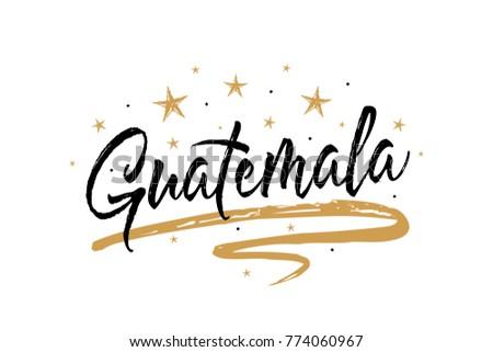Guatemala Word