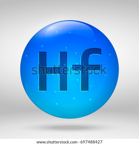 Hafnium Element