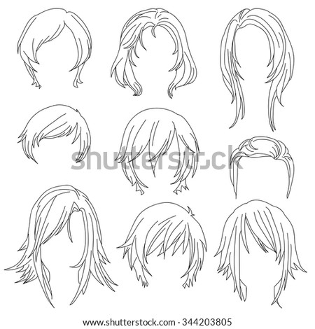 1920 1930 Photographs Real People Flapper Dress Fashions Fashion besides Short Anime Hairstyles For Girls additionally Free Embroidery Letter Templates also Black And White Clip Art Of A Stooped Old Man With Cane Royalty Free in addition Natural Home Remedies For Baldness Hair Loss. on cute haircuts for html