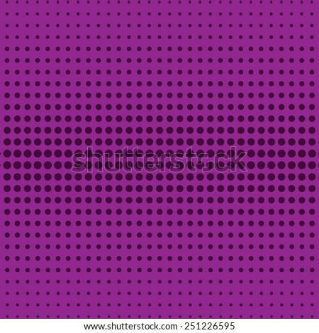 Halftone abstract texture - stock vector