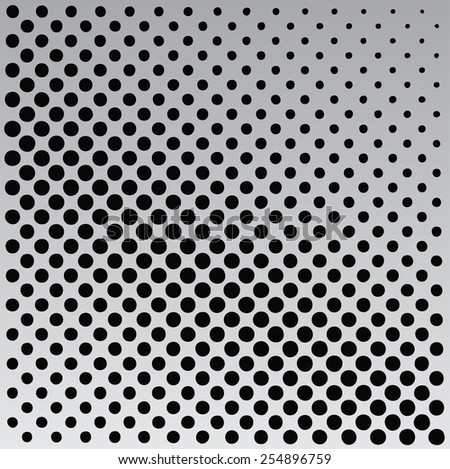 Halftone background.Dotted abstract background.Vector illustration.